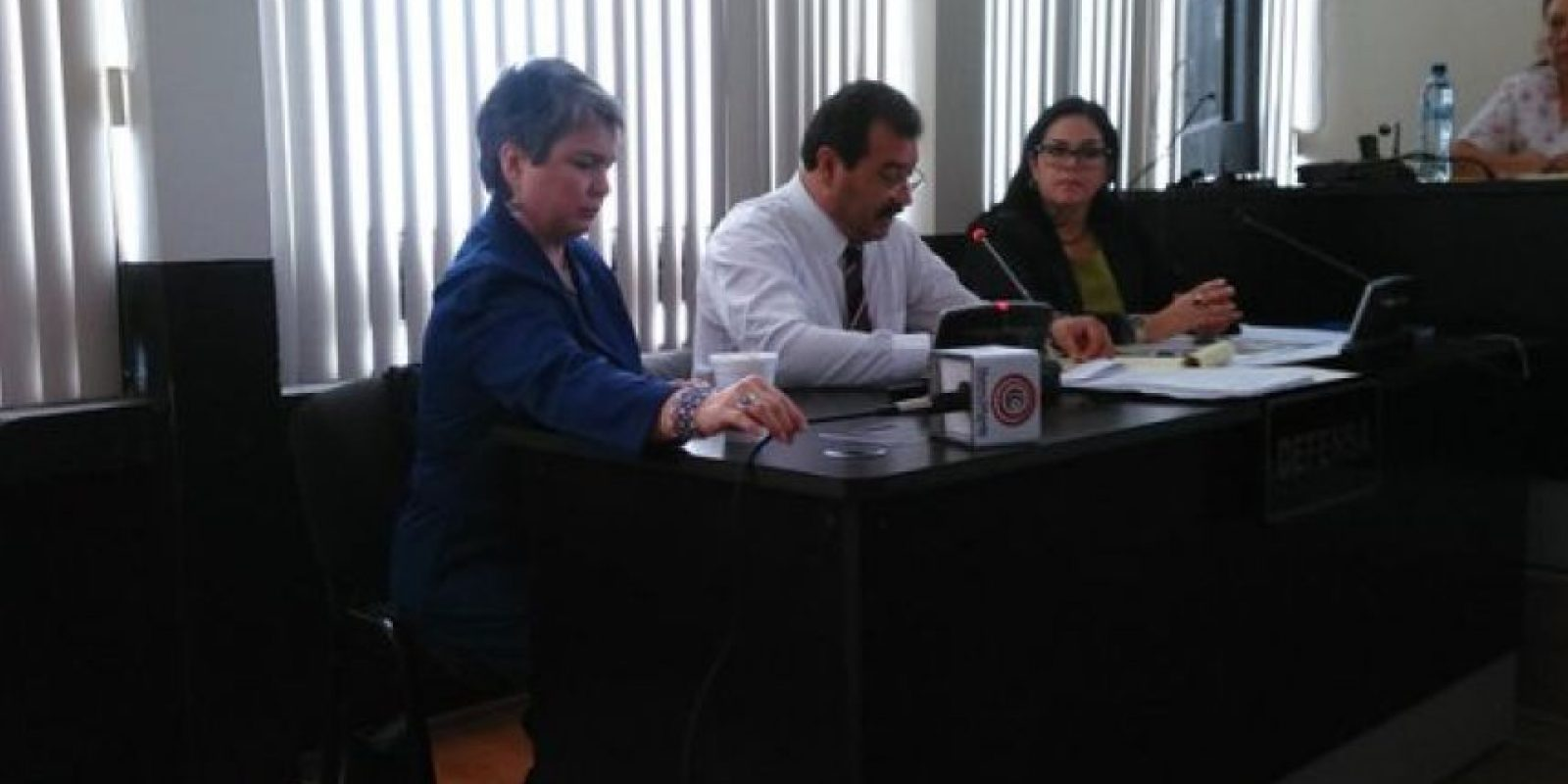 Absuelven a María del Rosario Melgar Foto:Publinews