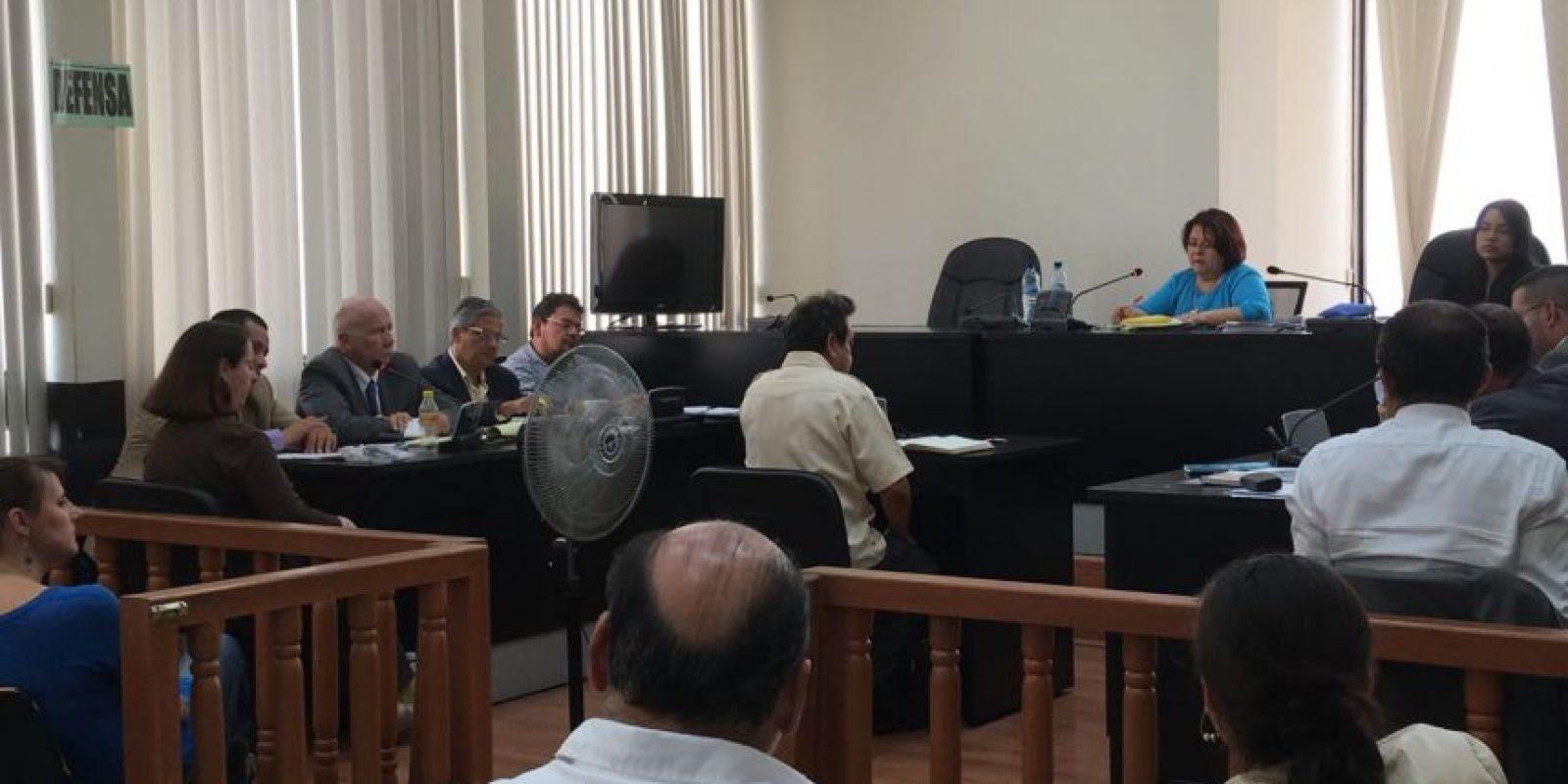 Diez meses en juicio a exbanqueros Foto:Publinews