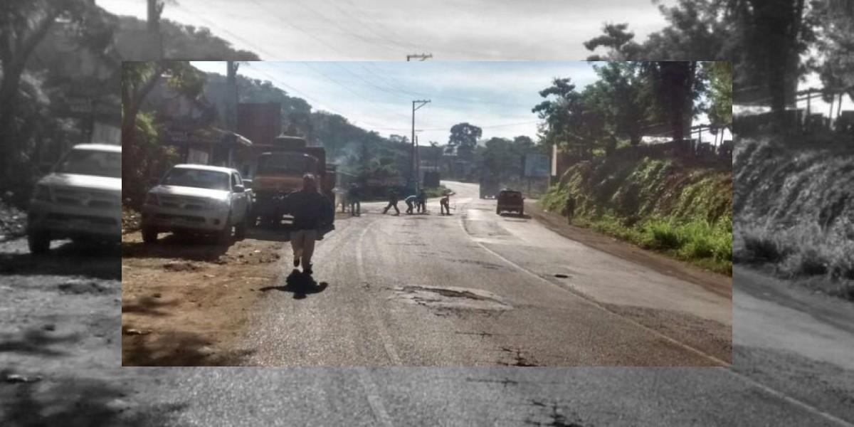 Contrato para ampliar carretera en suroccidente exigía que el 70 % de materiales proviniera de Brasil