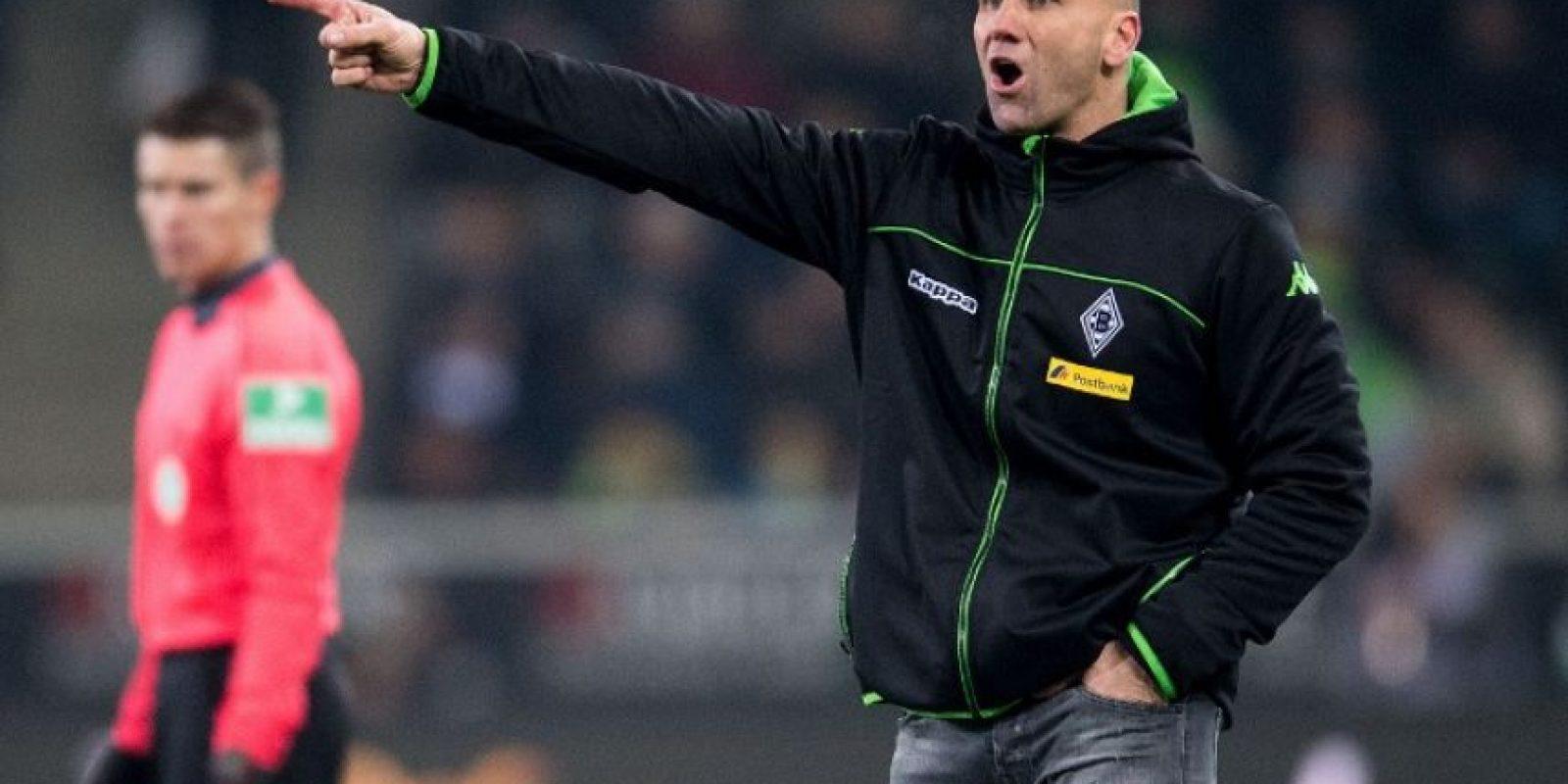 André Schubert dejó la dirección del Mönchengladbach tras los malos resultados obtenidos a principio de temporada. Foto:AFP