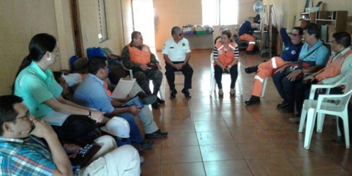 ¿Qué hicieron las autoridades con la fuga de gasolina en los drenajes de Mazatenango?