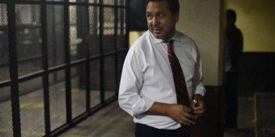 Sentencia a expresidente del Congreso Gudy Rivera Foto:Publinews