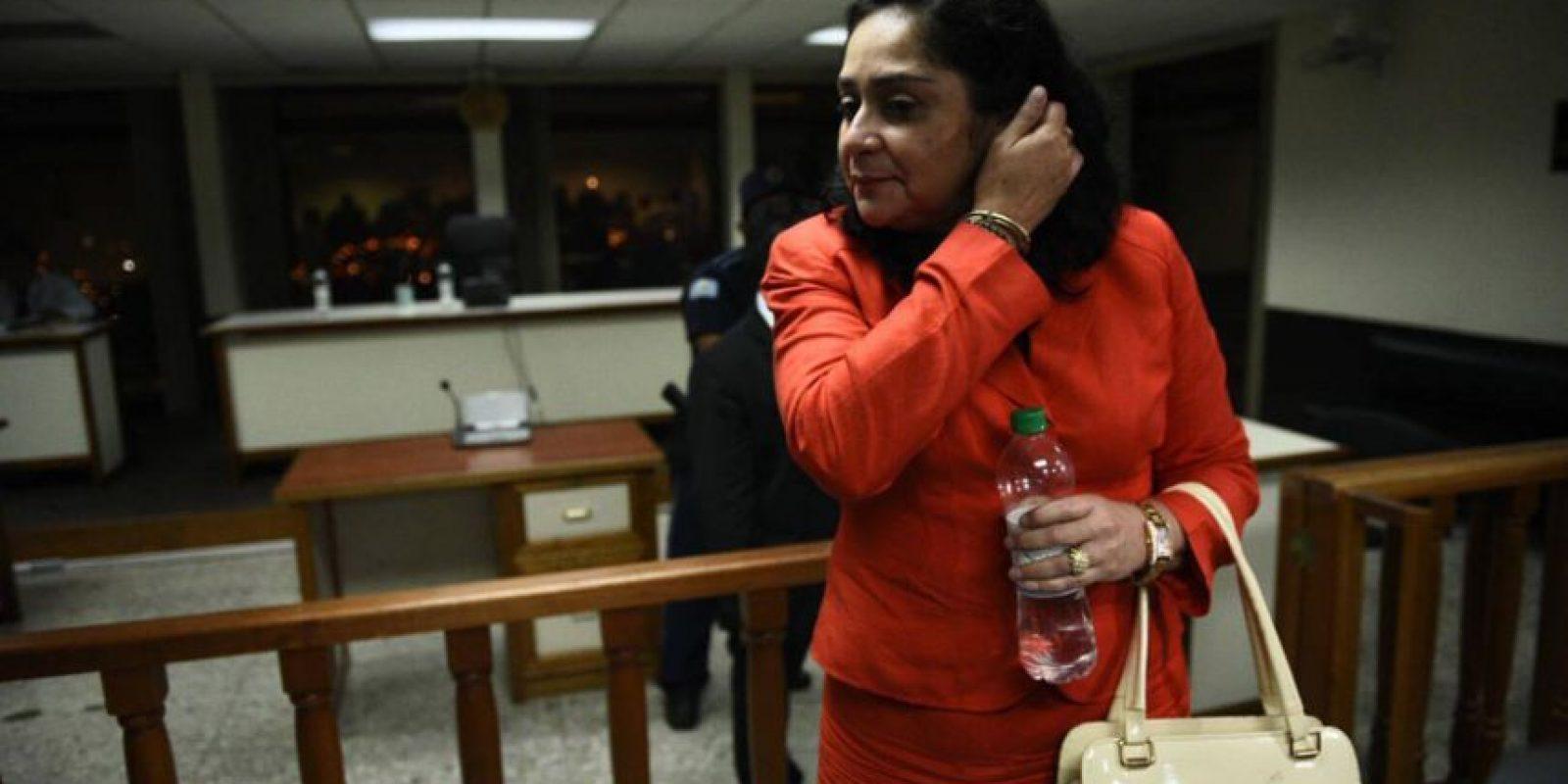 Jueza es condenada y sigue en libertad Foto:Publinews