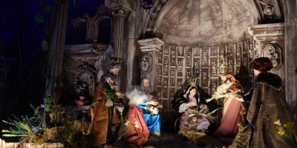 Nacimientos, tradición familiar de los guatemaltecos en Navidad