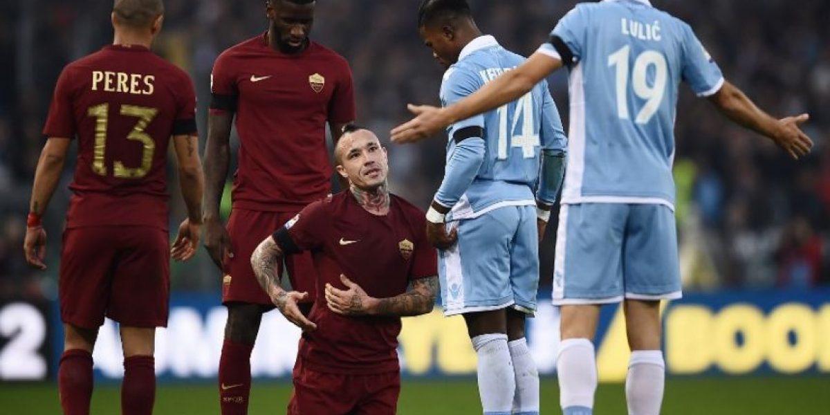 Dura sanción contra futbolista de la Lazio por declaraciones sobre un compañero