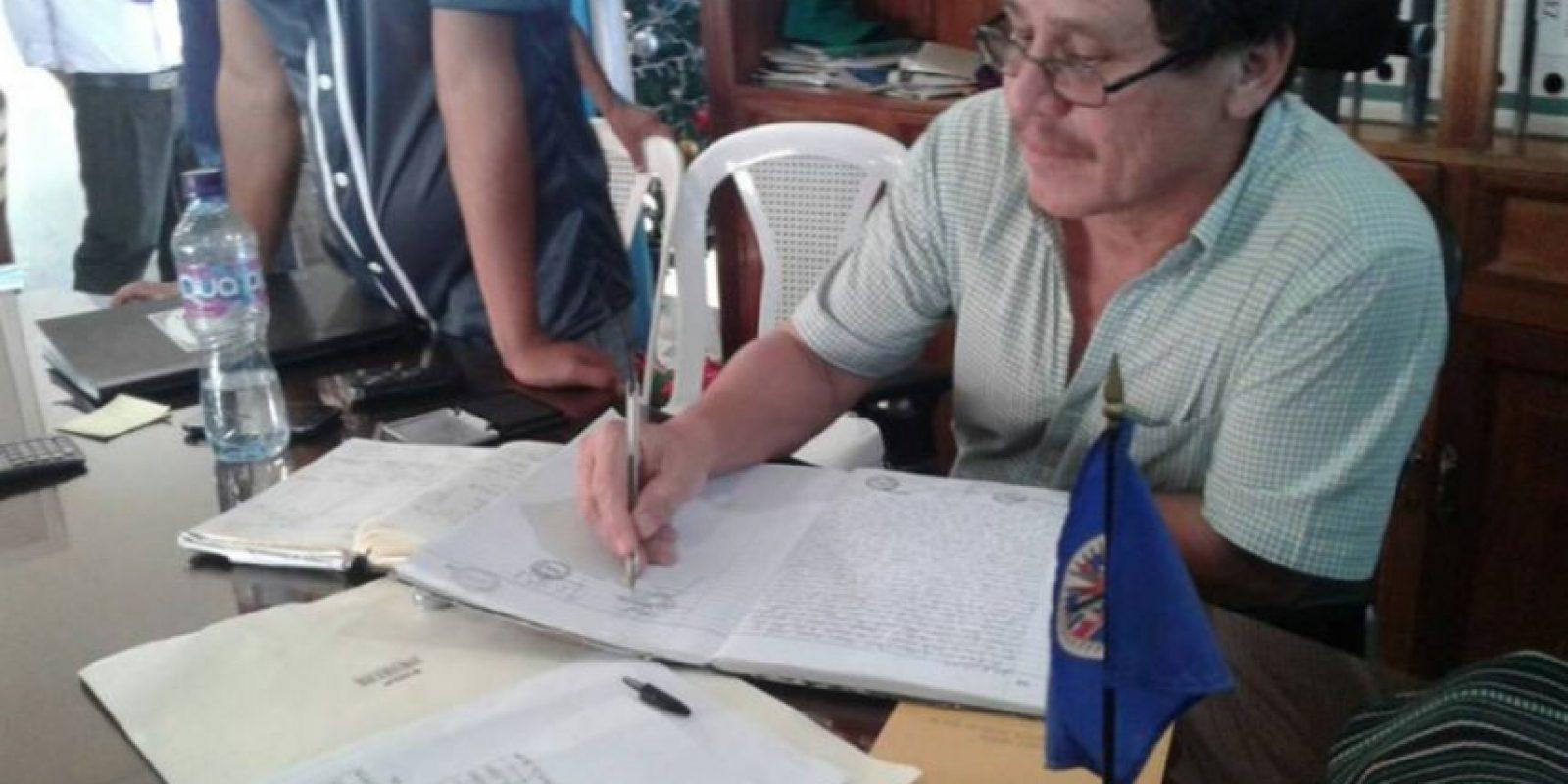 Foto:Facebook de Fiscalización Ixcán