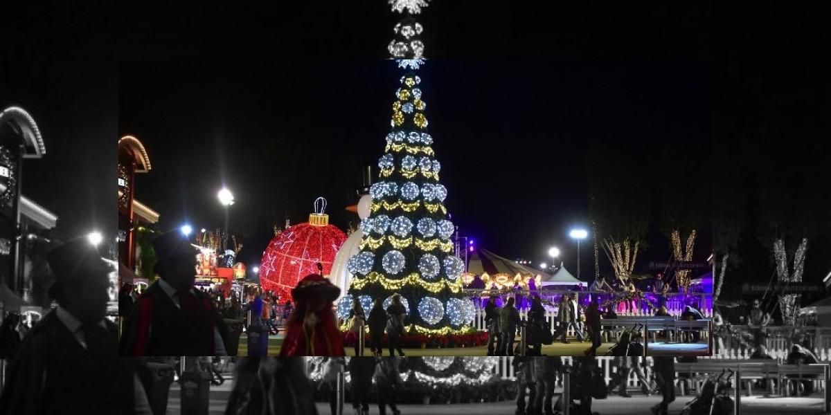 La Navidad se acerca en todo el mundo