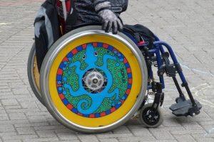 6. Algunas personas tienen tanto discapacidades invisibles como visibles. Foto:Pixabay