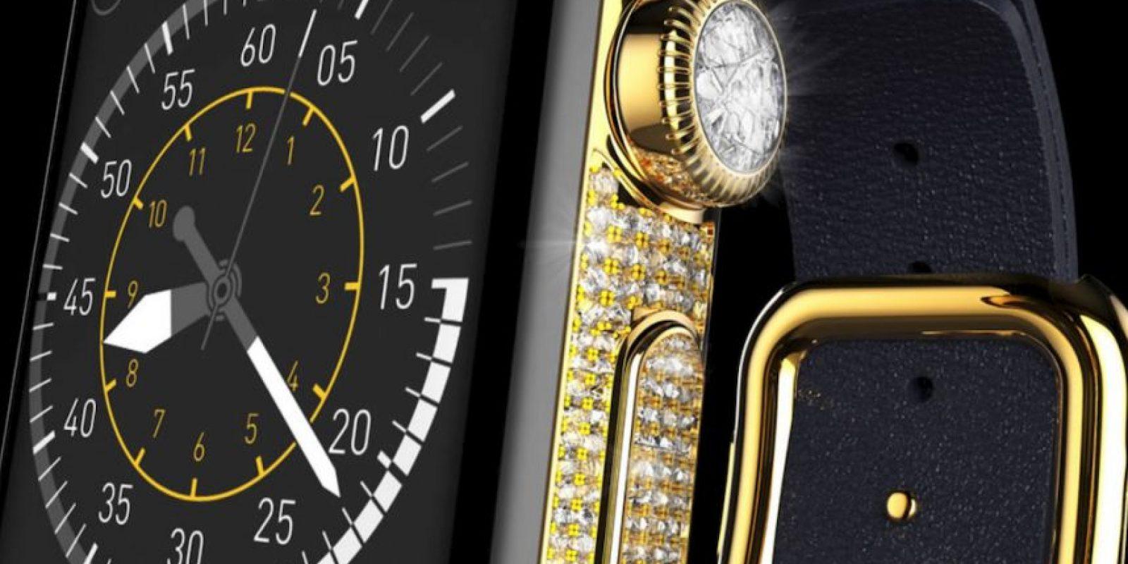 Los modelos de la colección Spectrum de la empresa Goldgenie Foto:Goldgenie
