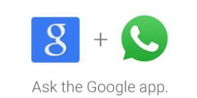 Ahora Google les ayudará a dictar y enviar mensajes en WhatsApp