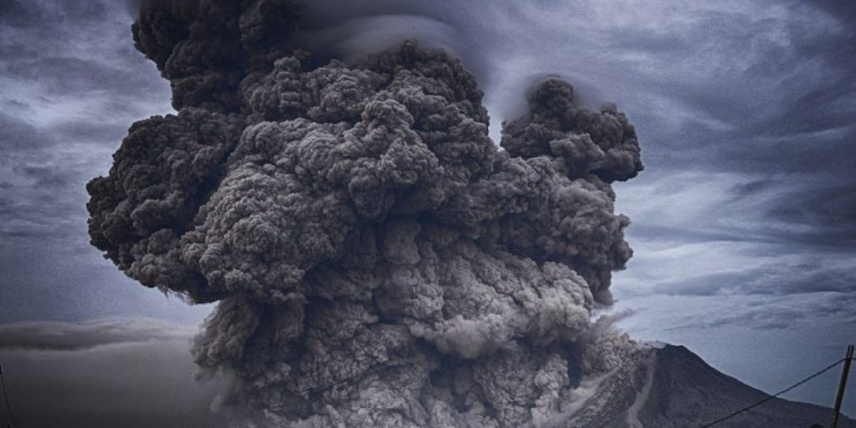 Un peligroso volcán durmiente podría estar a punto de hacer una destructiva erupción