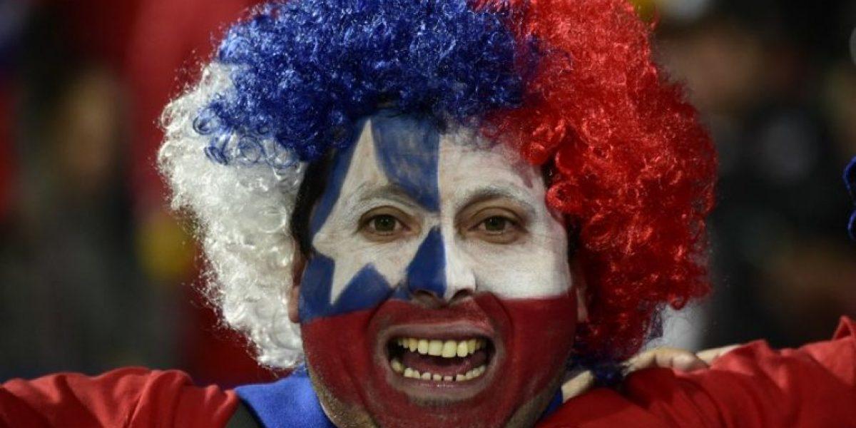 Fiebre por la Copa América: Así están decoradas la paradas de autobús en Chile