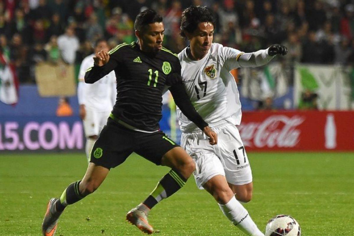 Dijo que México y Bolivia empatarían Foto:AFP