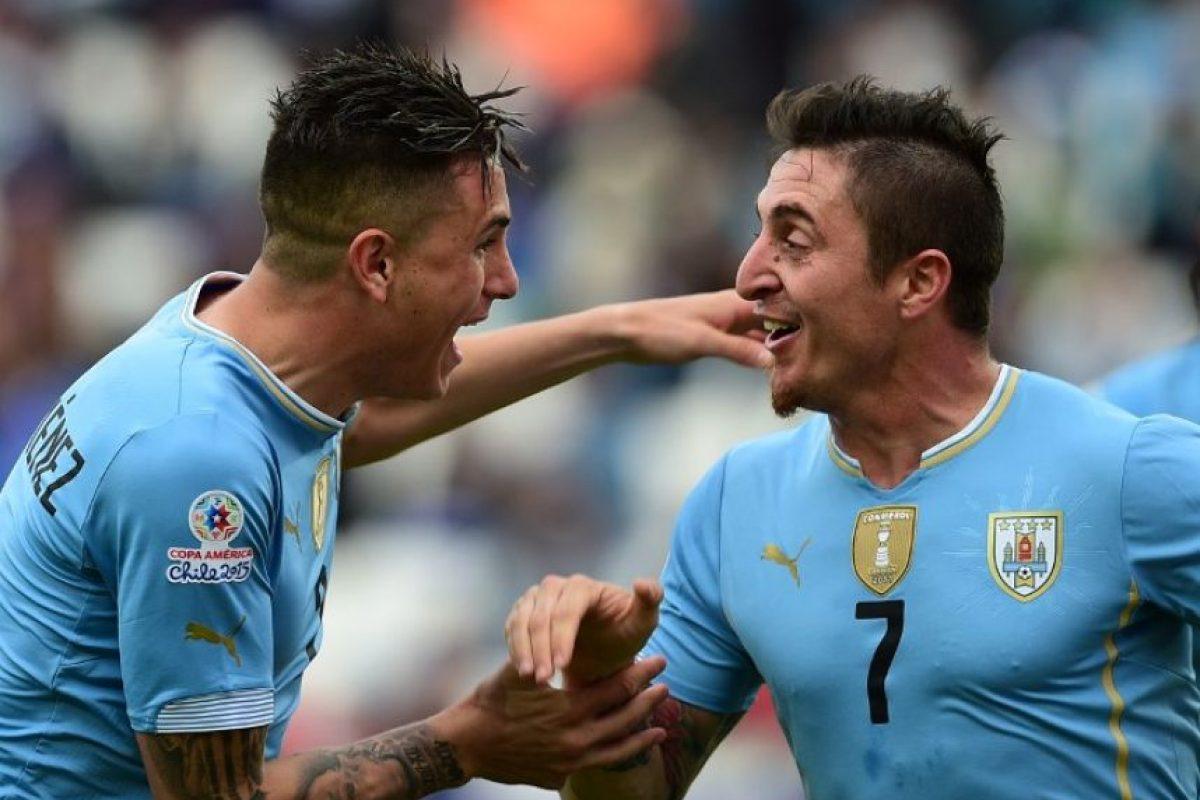 Sufrió para vencer 1-0 a Jamaica Foto:AFP