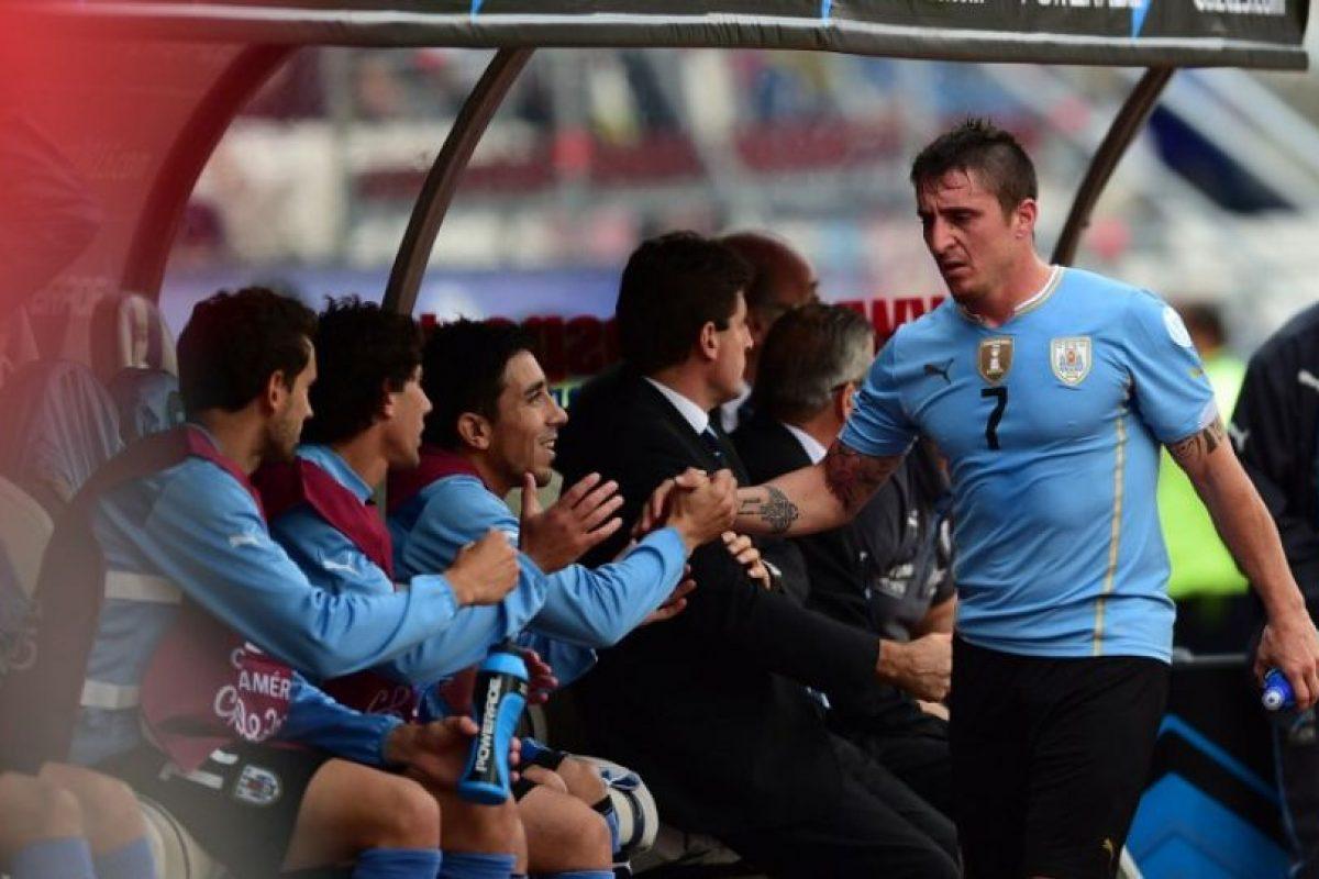 Afirmó que Uruguay vencería a Jamaica Foto:AFP