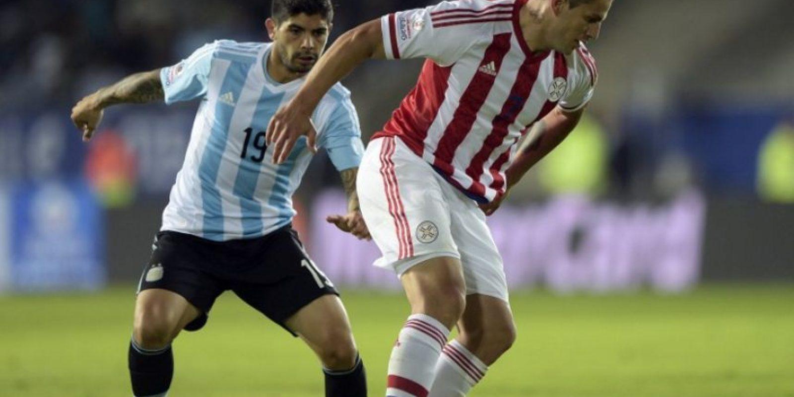 Pero empataron 2-2 Foto:AFP