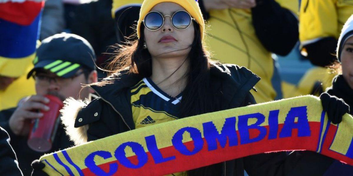 FOTOS: Las hinchas más guapas del Colombia vs. Venezuela