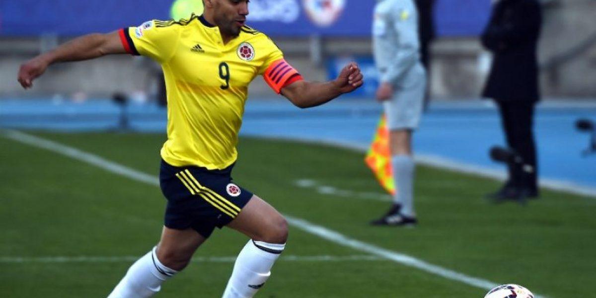 DT de Colombia confirma salida de Radamel Falcao de Manchester United