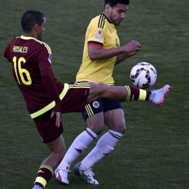 Aún así fue convocado a la Copa América Foto:AFP