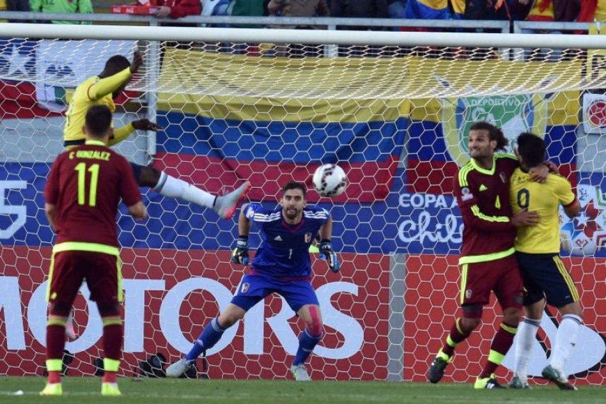 Superaron a los peruanos 2-1 Foto:AFP