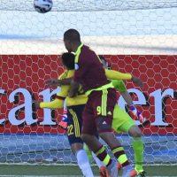Con un empate o un triunfo aseguraría su pase a cuartos de final Foto:AFP