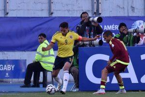 Solo marcó cuatro goles Foto:AFP