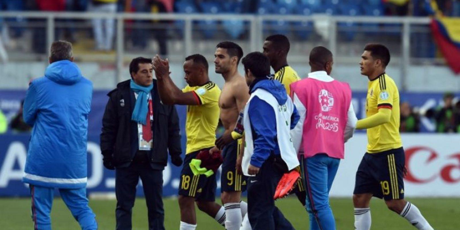 Los colombianos necesitan sumar Foto:AFP