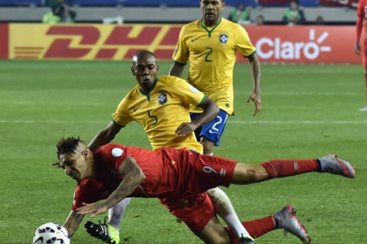 Pero al final perdió 2-1 Foto:AFP