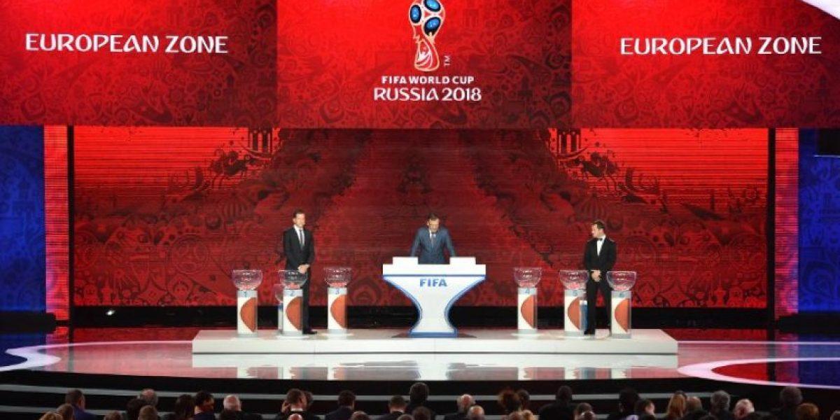 Así quedaron los grupos de las eliminatorias al Mundial Rusia 2018