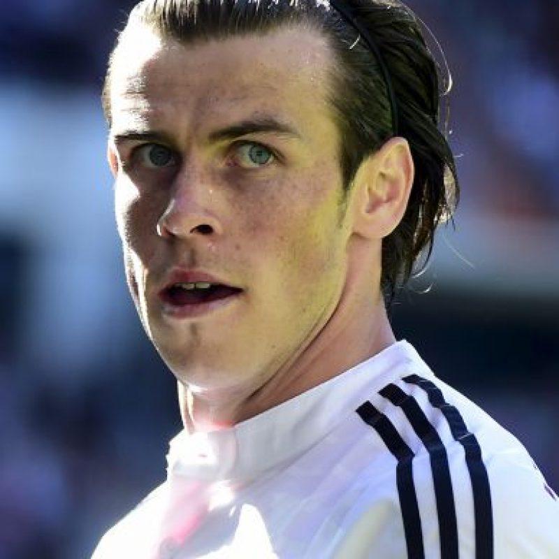 Gareth Bale (Real Madrid/Gales) Foto:AFP