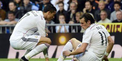 Bale se perderá el juego de vuelta ante el Atlético por la Champions
