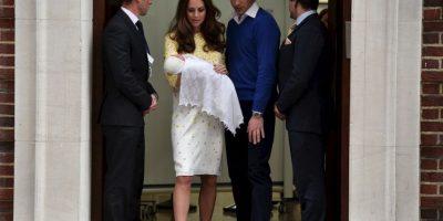 FOTOS: Estas son las primeras fotos del nuevo bebé real