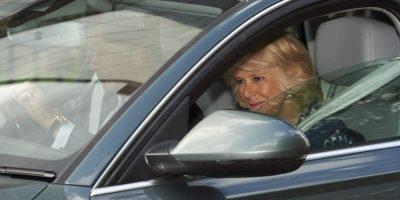 Camila Parker, duquesa de Cornuales y esposa del príncipe Carlos. Foto:AFP