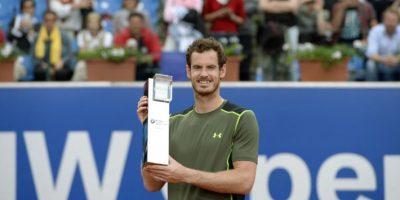 FOTOS. Andy Murray conquista su primer título en Alemania