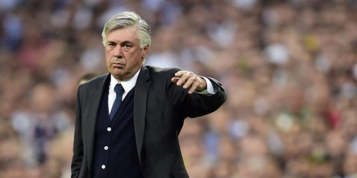 Carlo Ancelotti es relevado como entrenador del Madrid