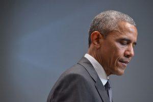 Barack Obama lamenta la masacre de Carolina del Sur Foto:Getty Images