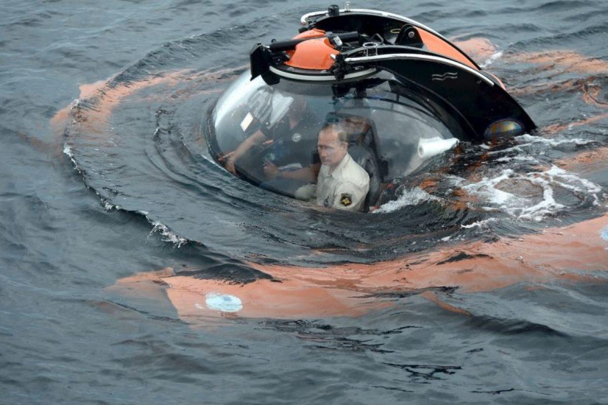 Presidente de Rusia, Vladimir Putin. Foto:AFP