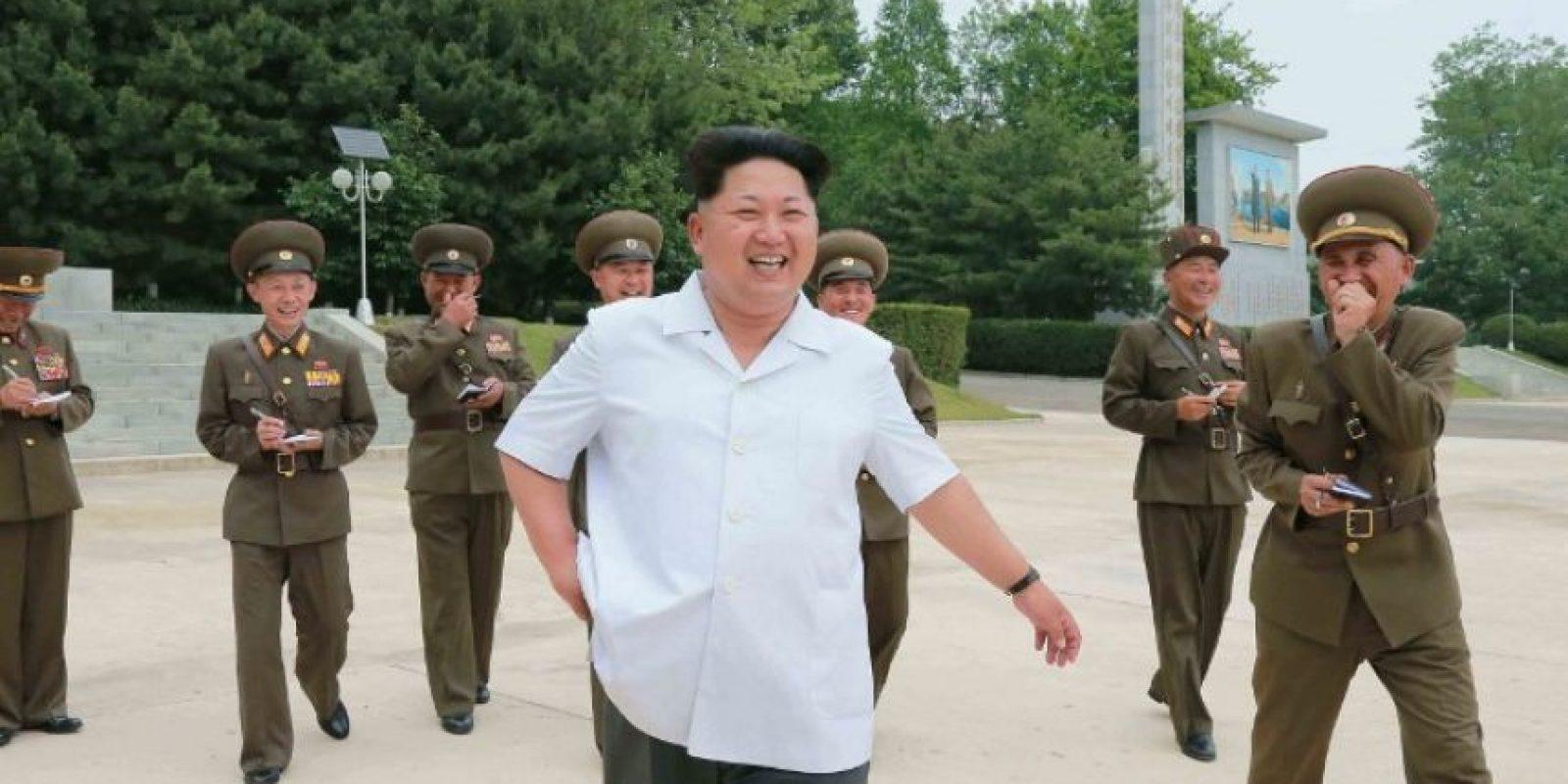 3. Kim Jong-un, acusado de ordenar ejecuciones Foto:AFP
