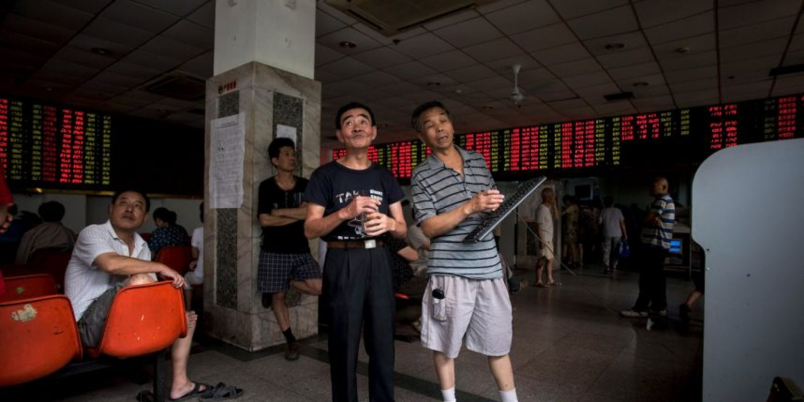 Esta situación podría producir una crisis en algunos mercados externos. Foto:AFP