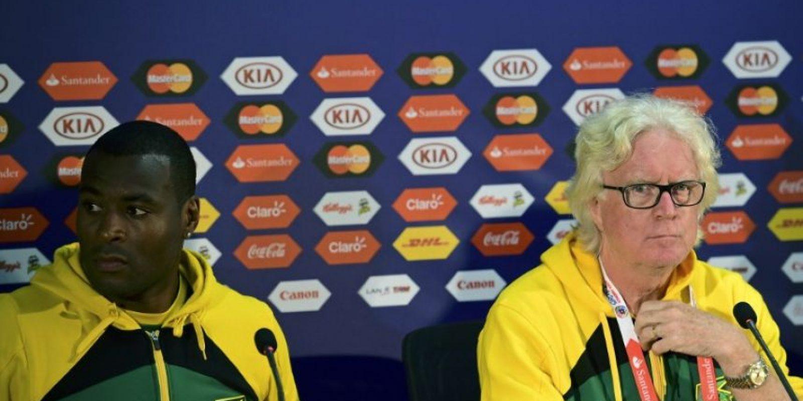 El alemán Winfried Schäfer es el timonel de los jamaicanos Foto:AFP