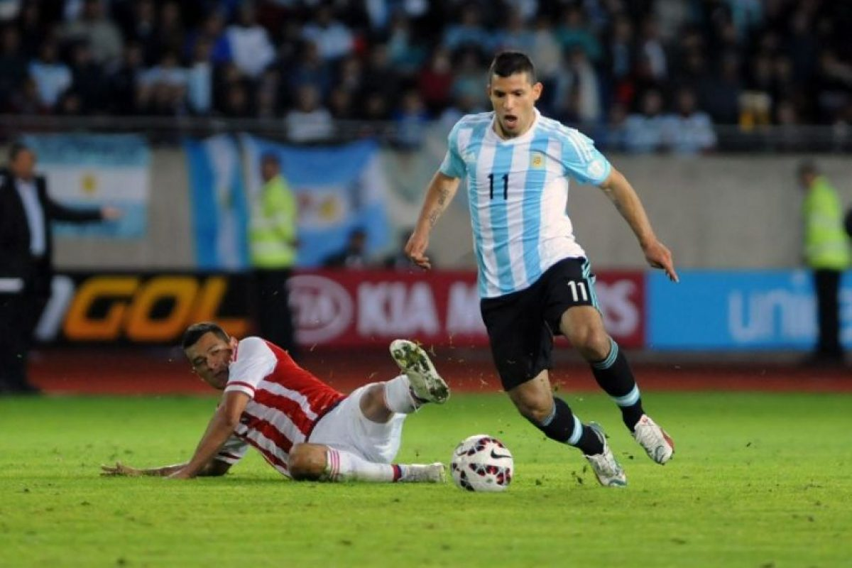 Argentina llega al duelo con una unidad Foto:AAFP