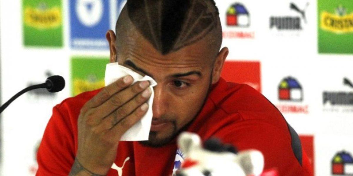 Un gigante del fútbol mundial desiste de comprar a Arturo Vidal