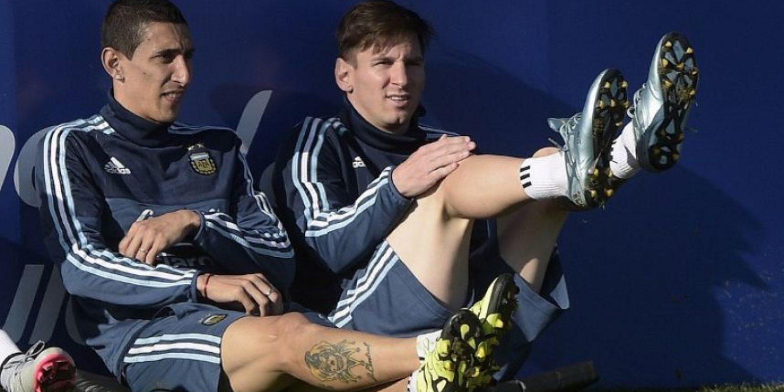 Y empató con Paraguay en el primer partido Foto:AFP