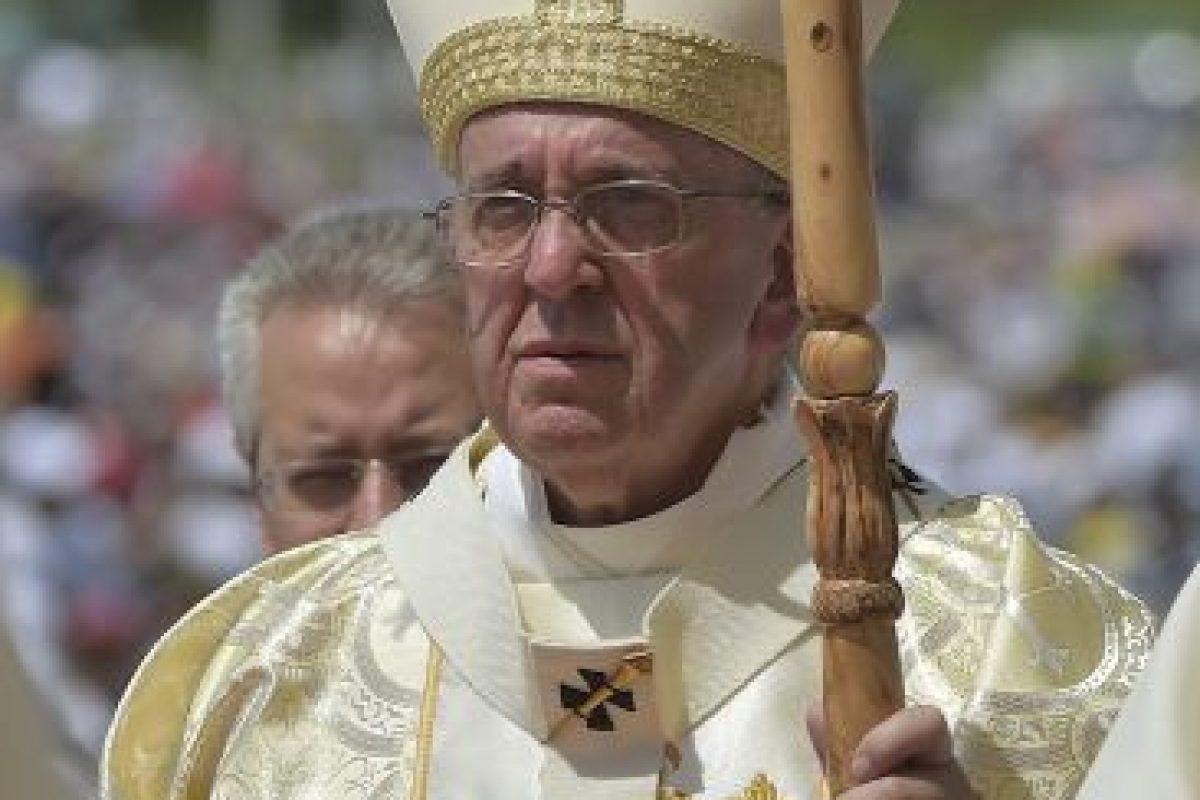 1. Hoy el Papa Francisco regresó a El Vaticano. Foto:AFP