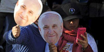 7. También criticó al narcotráfico y la corrupción. Foto:AFP