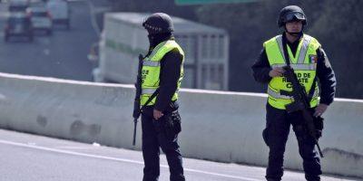 2. Tuvo tiempo suficiente para escapar Foto:AFP