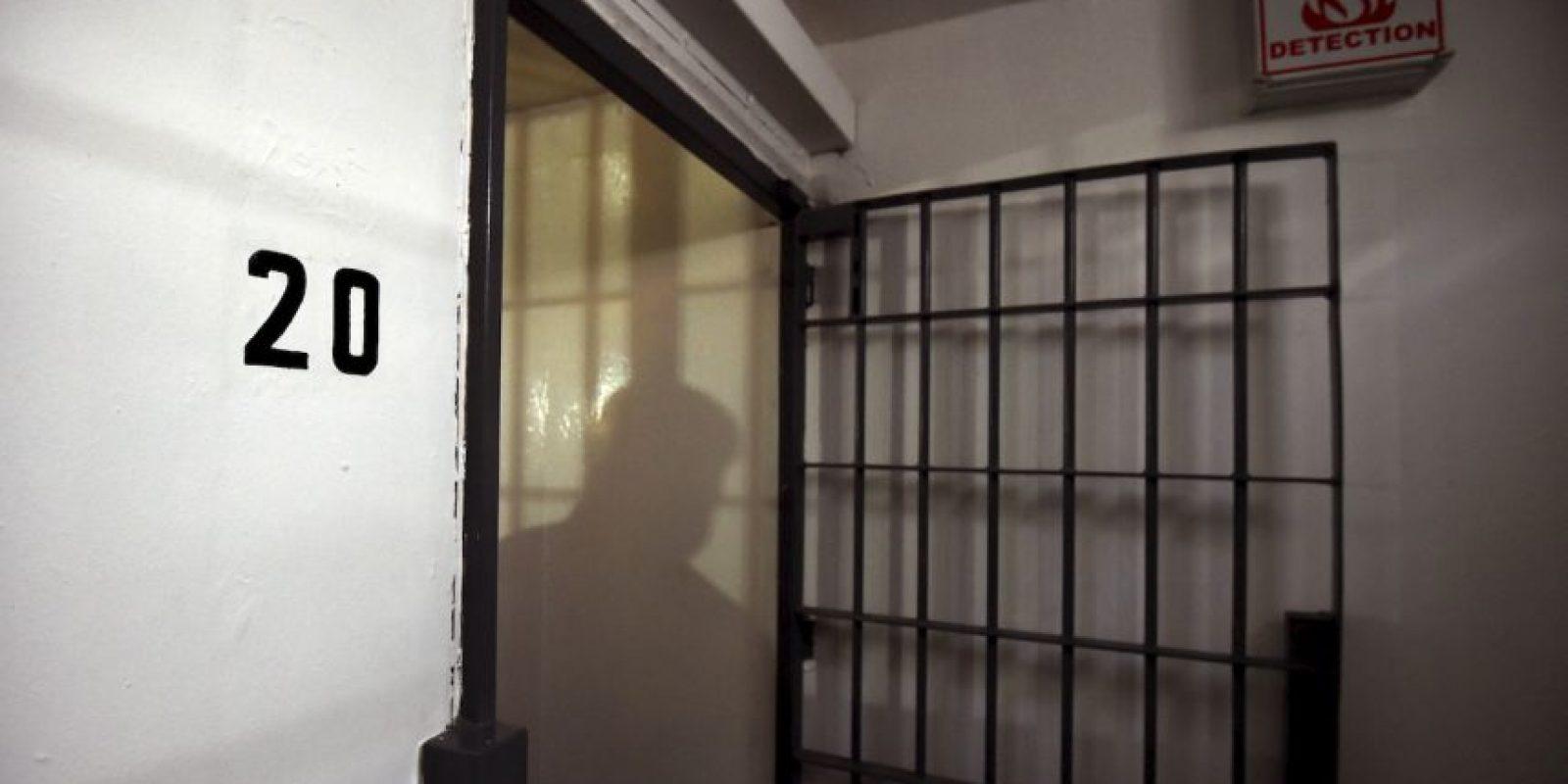 Desde su captura, ingresó en la celda número 20 del Penal del Altiplano Foto:AFP