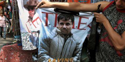 """Se lee en la descripción """"Salvando a México"""", en referencia a la portada de la revista Time en la que salió el presidente Enrique Peña Nieto Foto:AFP"""