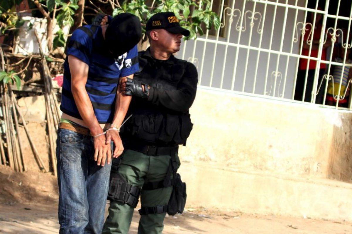 """""""Si no hay coordinación, los únicos que ganan son los delincuentes"""" Foto:AFP"""