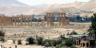 3. Palmira tiene más de dos mil años. Foto:AFP
